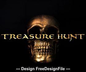 Treasurehunt font