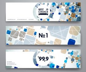 Best choice banner vector
