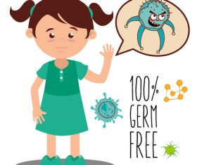 Children and virus vector