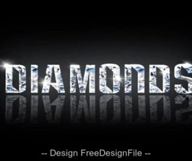 Diamonds Fonts