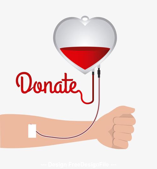 Donation vector