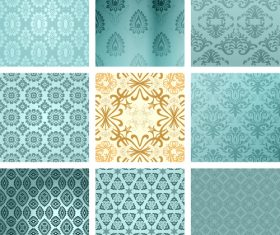 Elegant wallpaper background vector
