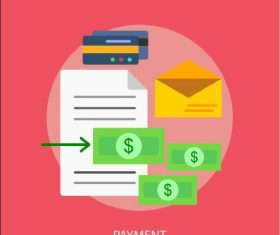 Payment elements vector