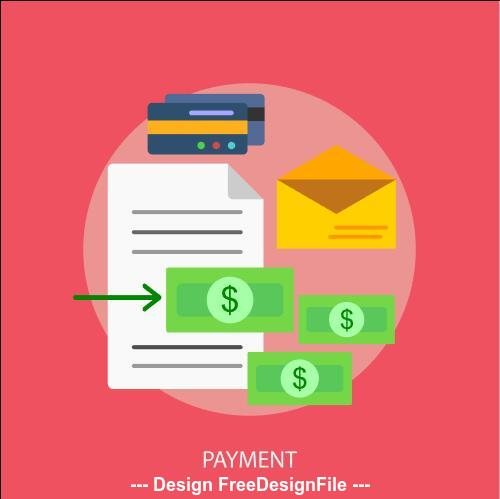 Payment elements vector