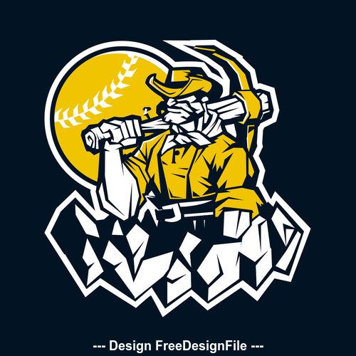 Prospector logo vector