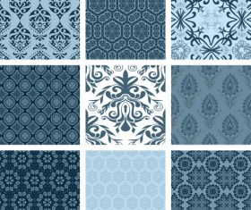 Refined wallpaper background vector
