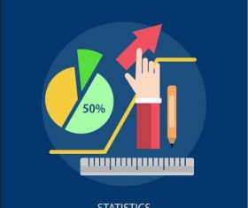 Statistics elements vector