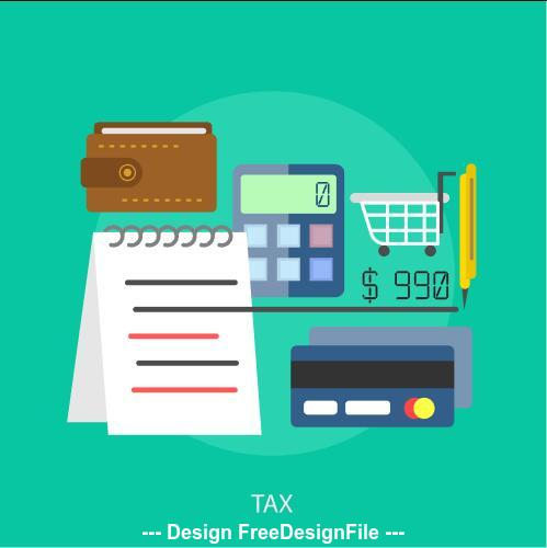 Tax elements vector