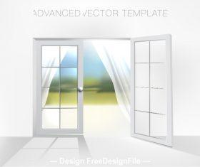 Advanced vector template vector