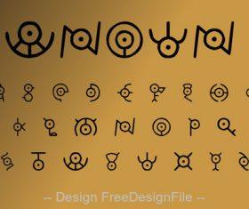 Funny Symbol Fonts