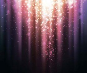 Stars shiny abstract background vector