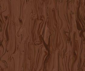 seamless texture of walnut vector