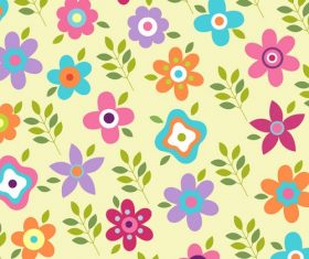 Flower Patterns Graphic Vector