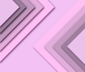 Purple Line Arrow Abstract Background Vector