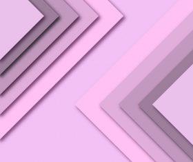 Purple Line Arrow Abstract Background Vector