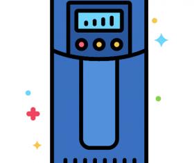 UPS Icon Vector