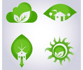 Environmental Protection Icon Background Vector