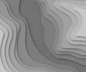 Dark topographic map wallpaper vector
