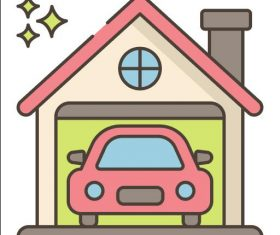 Garage Workshop vector