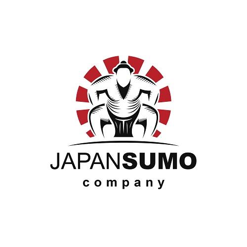 Japan Sumo Company Logo Vector Free Download