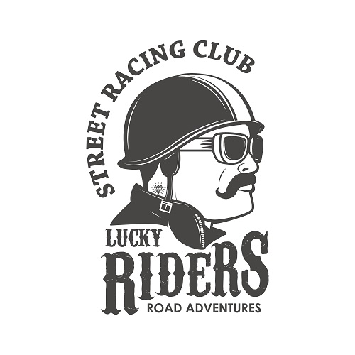 Racing Club Emblem Vector