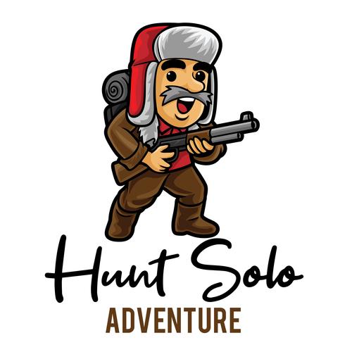 Adventure vector icon