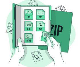 Application software vector