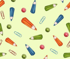 Background pencil vector