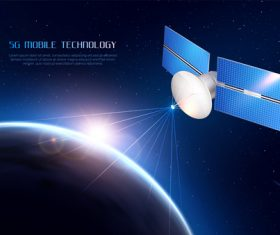 Broadband internet connection of 5g standard