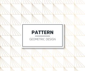 Dotted line seamless patterns vector