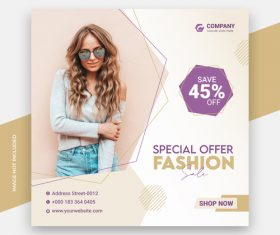 Female products discount cover vector