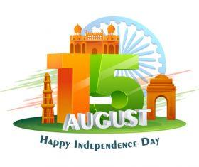 Happy international day card vector