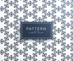 Irregular seamless patterns vector