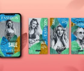 Smartphone recommendation sale advertising cover vector
