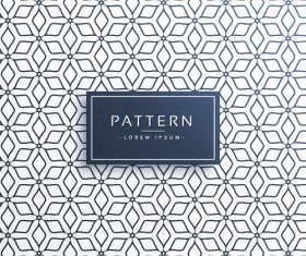 Squares seamless patterns vector
