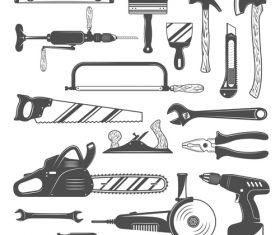 Tool illustration vector