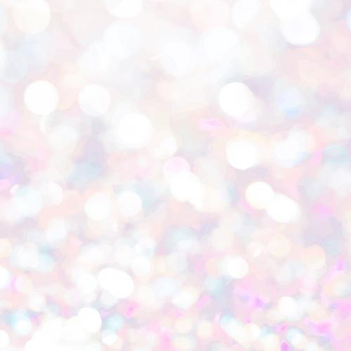 Blurry colorful glittery rainbow background texture vector