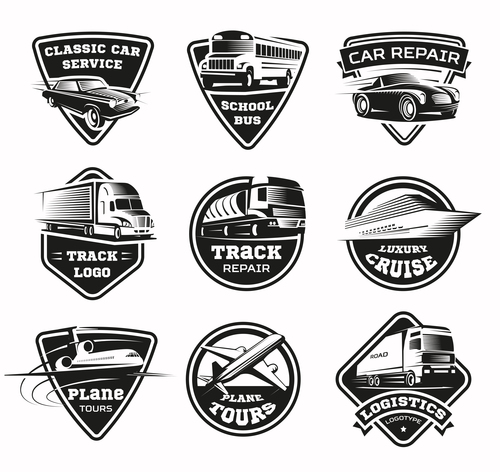 Car logo vector