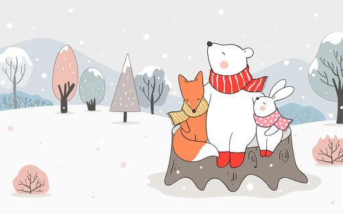 Intimate partner cartoon illustrations vector
