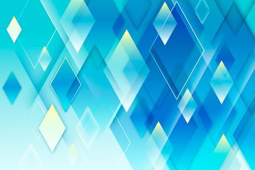 Overlay graphics gradient color vector