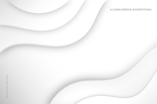 White background texture abstract background vector