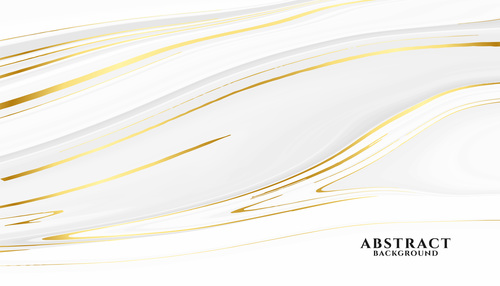 Abstract white background vector