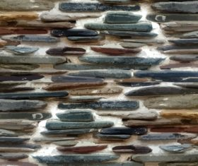 Gray stone texture vector