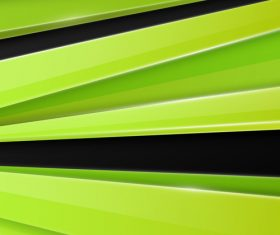 Green and black background vector