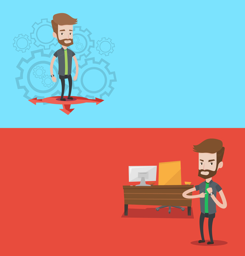 Select flat design vector
