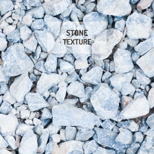 White stone texture vector