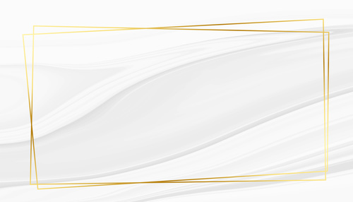 Yellow frame background vector