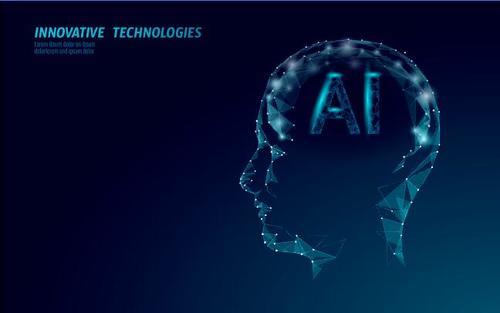Innovative technology application vector