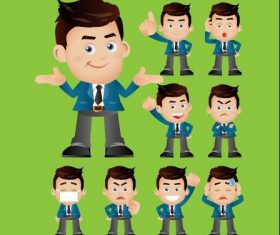 Male employee enrich expression vector