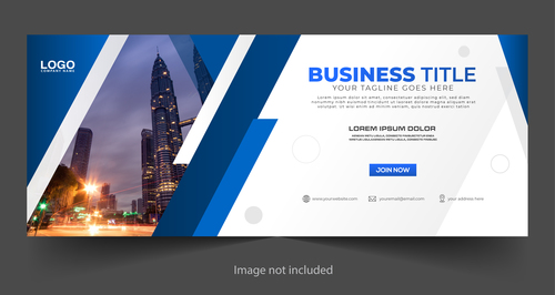 Petronas Twin Towers background template vector